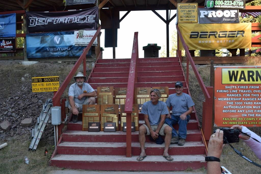 2018 IBS 1000 Yard National Championship